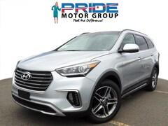 2019 Hyundai Santa Fe XL Limited SUV