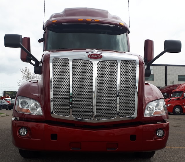Used 2019 Peterbilt 579 Ultraloft For Sale At Pride Truck Sales Ltd