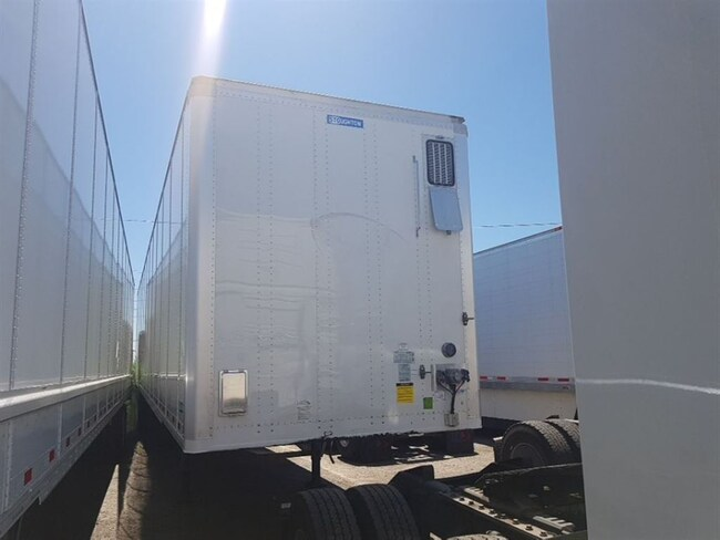2017 Stoughton Dry Van - PLATED VAN