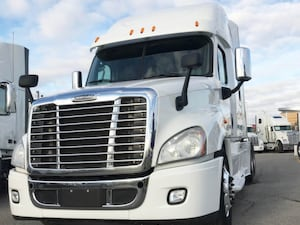 2015 FREIGHTLINER CASCADIA FLEET MAINTAINED