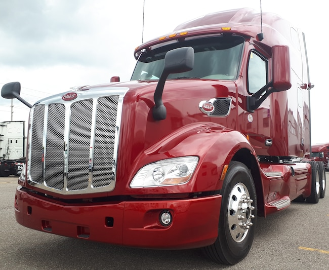 2019 PETERBILT 579 Ultraloft NAVI, LEATHER,5 YR./800K WARRANTY