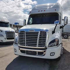 2017 FREIGHTLINER CASCADIA EVOLUTION - LOT OF FACTORY WARRANTY
