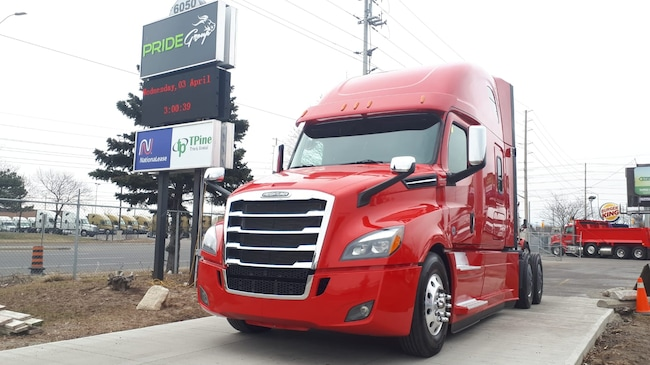 2019 FREIGHTLINER CASCADIA LEATHER;BUNK HEATER;LOADED