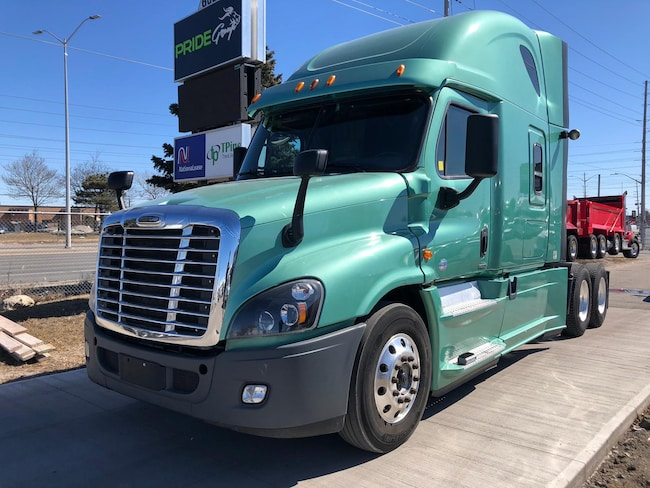 2015 FREIGHTLINER CASCADIA READY TO GO!
