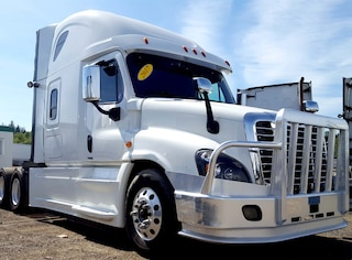 2017 FREIGHTLINER CASCADIA  - WITH MOOSE BUMPER