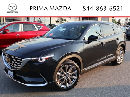 2021 Mazda CX-9 GT 6 SEATS, DEMO, LEATHER, BOSE, GREAT DEAL SUV