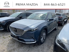 2021 Mazda CX-9 GT W/MIDDLE ROW CAPTAINS CHAIRS-HOT COLOUR POLYMET SUV