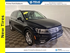 Used Volkswagen Tiguan Norwood Ma