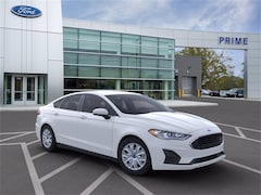 New 2020 Ford Fusion S Sedan in Auburn, MA