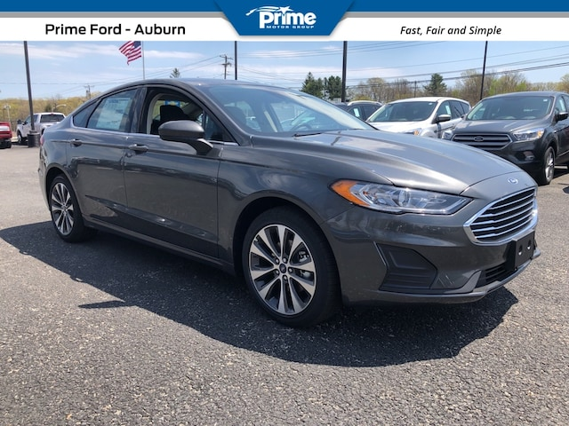 Ford Fusion Ecoboost >> New 2019 Ford Fusion For Sale At Prime Ford Auburn Vin