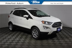 New 2018 Ford EcoSport SE SUV in New England