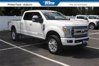 2018 Ford F-250 Limited Truck