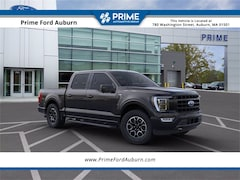 New 2021 Ford F-150 Lariat Truck in Auburn, MA