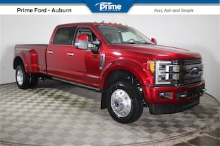 2019 Ford F-450 Limited Truck