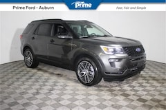 New 2019 Ford Explorer Sport SUV in Auburn, MA