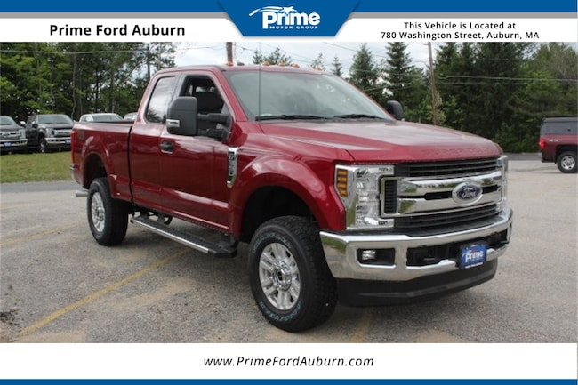 2018 Ford F-350SD XLT Truck