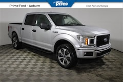New 2019 Ford F-150 STX Truck in Auburn, MA