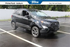 New 2018 Ford EcoSport SES SUV in New England