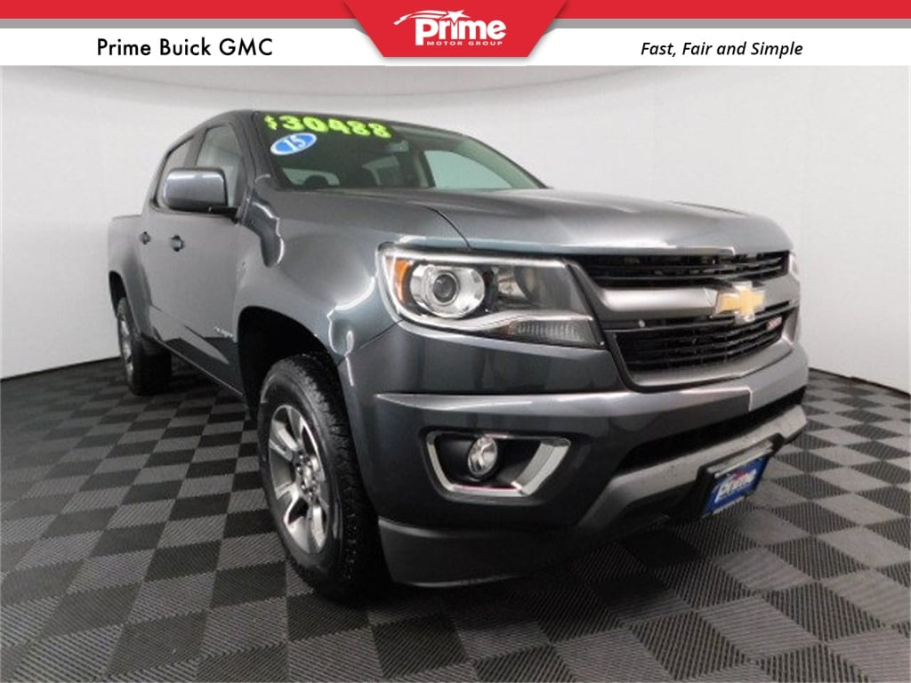 Used 2015 Chevrolet Colorado For Sale | Manchester NH 1GCGTCE36F1257466