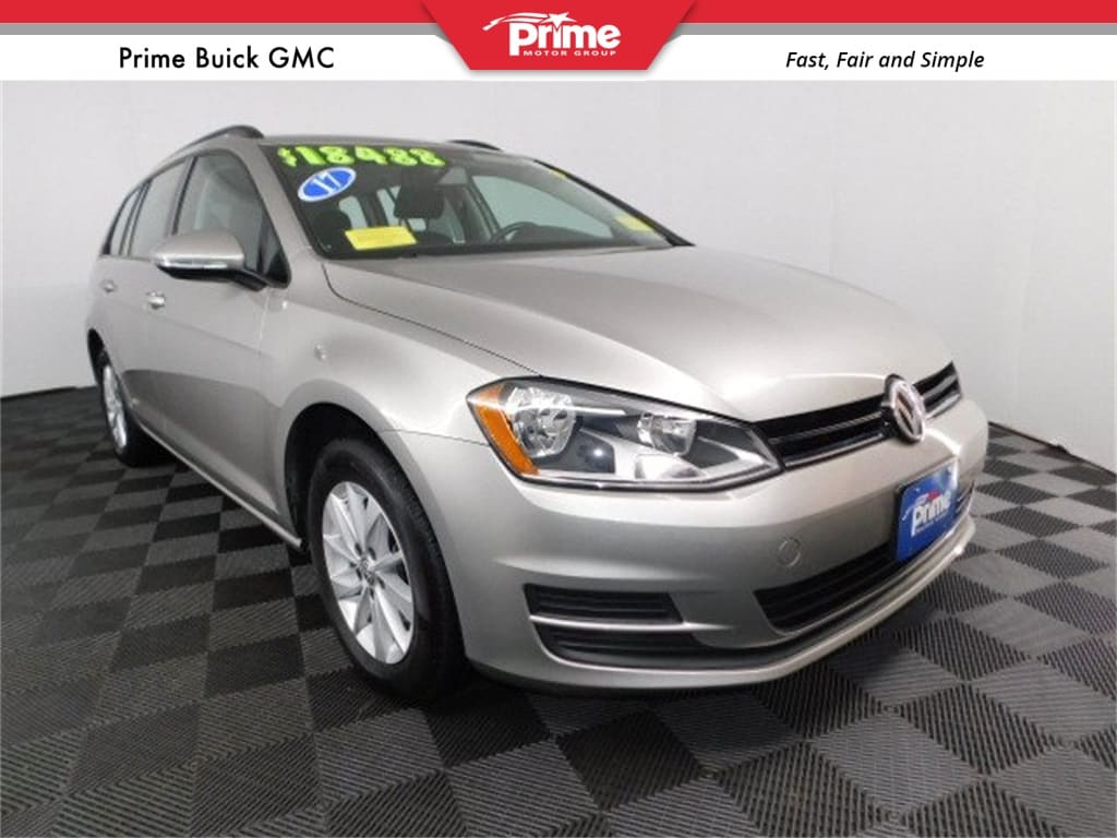 Used 2017 Volkswagen Golf SportWagen For Sale | BG2892A | Greater
