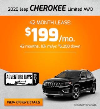October - Cherokee