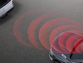 FORWARD COLLISION WARNING WITH ACTIVE BRAKING