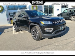 New 2021 Jeep Compass 80TH ANNIVERSARY 4X4 Sport Utility in Saco, ME