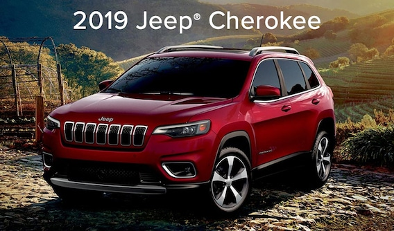 2019 Jeep Cherokee Saco | New Jeep Cherokee offers Saco ME