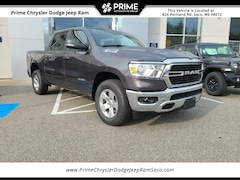 New 2021 Ram 1500 BIG HORN CREW CAB 4X4 5'7 BOX Crew Cab in Saco, ME