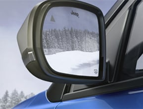 Heated Exterior Mirrors