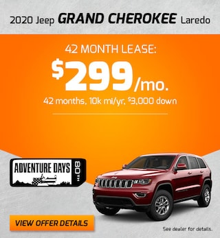 October - Grand Cherokee