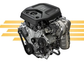 2.0L DIRECT-INJECTION TURBO ENGINE WITH ETORQUE