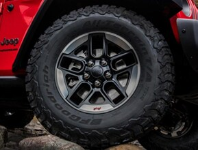33-INCH OFF-ROAD TIRES
