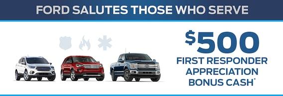 Ford First Responder >> Ford First Responder Program Prime Ford Auburn