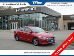 2017 Hyundai Elantra SE Value Edition Sedan