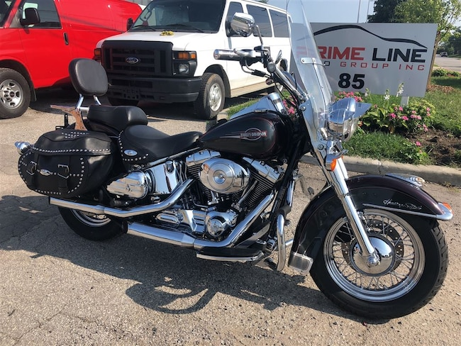 Used 2006 HARLEY-DAVIDSON Heritage Softail Classic For Sale at Prime
