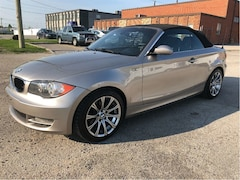 2008 BMW 1 Series 128I Convertible