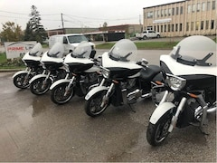 2012 VICTORY MOTORCYCLES Cross Country POLICE