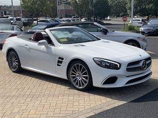 2020 Mercedes-Benz SL 550 ROADSTER