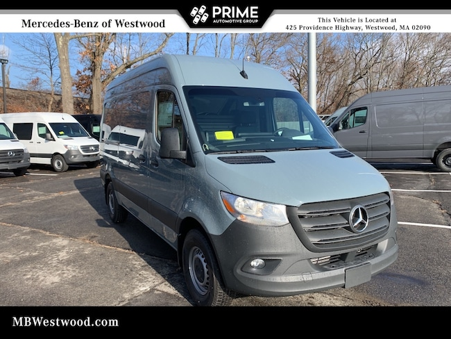 2020 Mercedes-Benz Sprinter 2500 High Roof V6 CARGO VAN