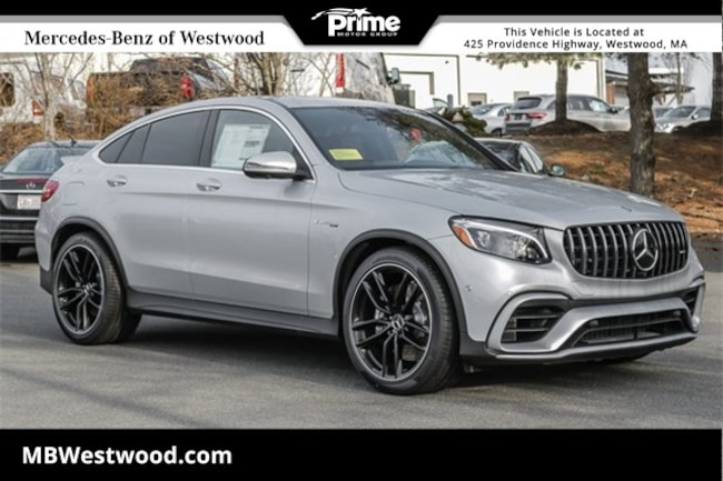2019 Mercedes-Benz AMG GLC 63 Coupe 4MATIC COUPE