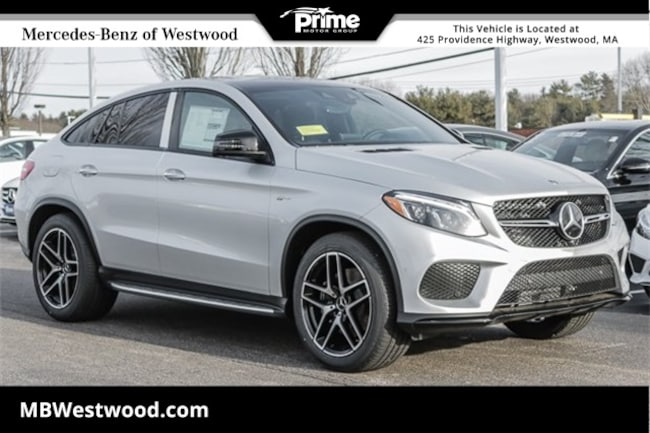 2019 Mercedes-Benz AMG GLE 43 Coupe 4MATIC COUPE