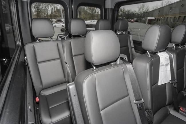2019 Mercedes Benz Sprinter 2500 Passenger Van High Roof V6 For Sale