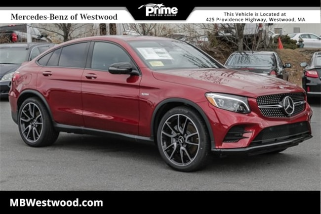 2019 Mercedes-Benz AMG GLC 43 4MATIC Coupe 4MATIC COUPE