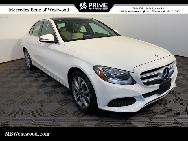 Used Mercedes Benz C Class Westwood Ma