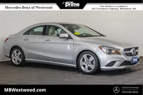 2016 Mercedes-Benz CLA 250 CLA 250 Coupe