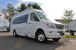 2017 Mercedes-Benz Airstream Interstate 3500 Grand Tour Extended