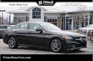 2021 Mercedes-Benz AMG C 43 4MATIC Sedan