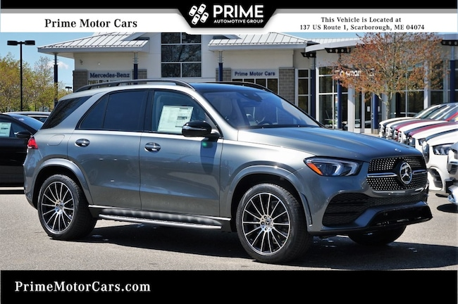 New 2021 Mercedes-Benz GLE 450 4MATIC SUV in Scarborough, ME