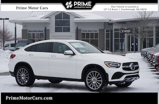 2021 Mercedes-Benz GLC 300 4MATIC COUPE